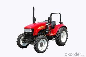 80HP Wheeled Tractor-B Model