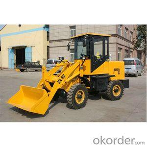 Wheel Loader 1.0-1.5ton