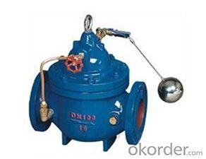 DN300 Ductile Iron Remote control float valve
