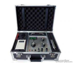 Zhongmei brand EPX-7500 Long Range King Metal Detector Diamond Detector