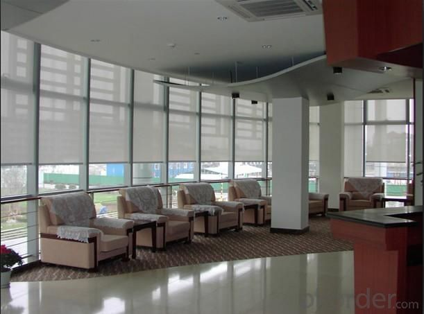 Roller Blinds for Sunshade in Offices and indoor