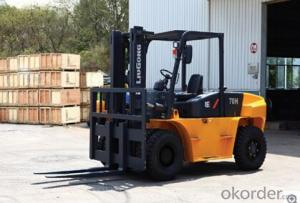 FORKLIFT CLG2070H,Reliability,Built for Efficiency