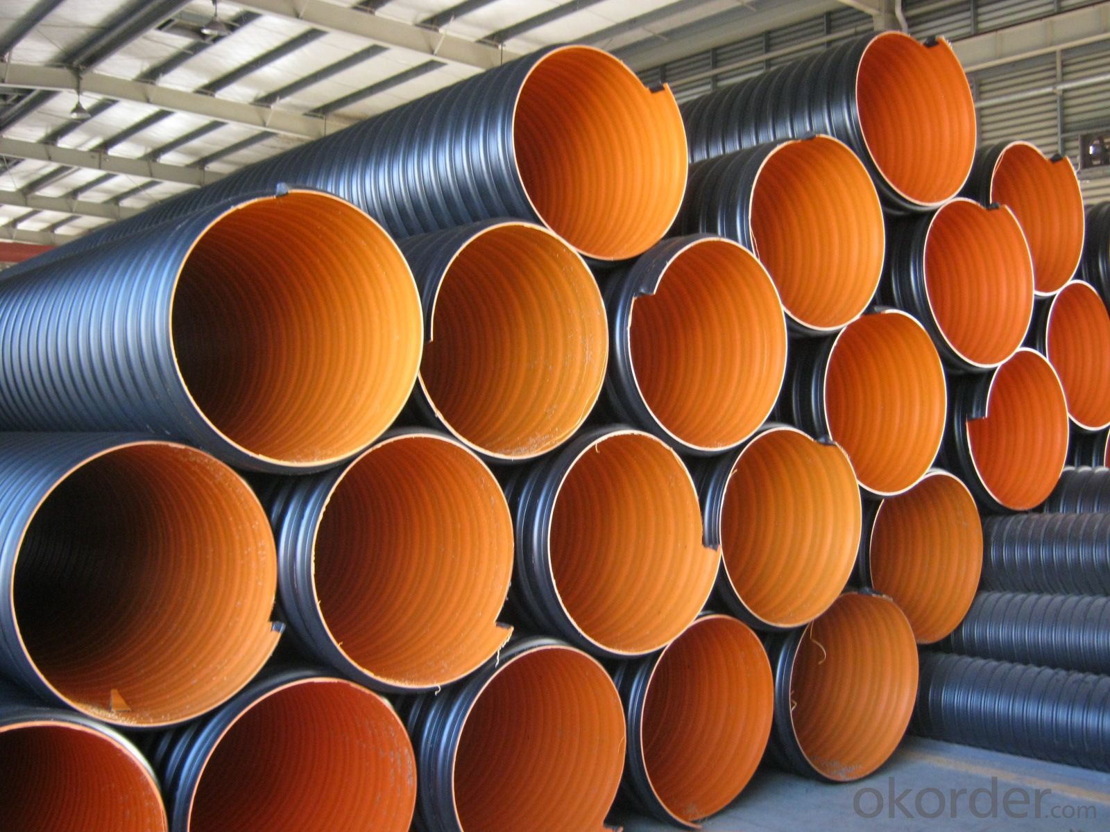 PVC Pipe System for Sewerage and Drainage Pipe