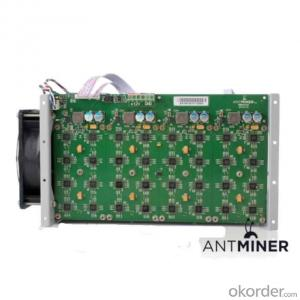 Zhongmei brand S3 28nm chip bitcoin miner /478GH/S
