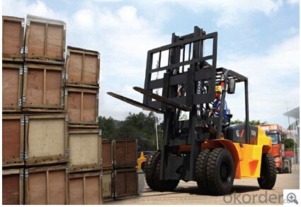 FORKLIFT CLG2050H,Operator Safety and Comfort