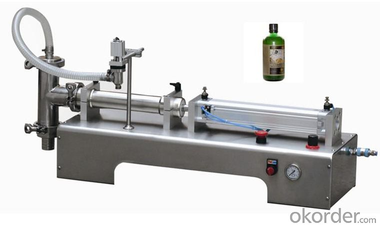 ZHONGMEI One Head Liquid Filling Machine
