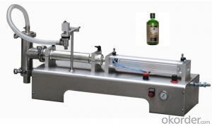 ZHONGMEI One Head Liquid Filling Machine