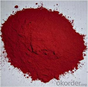 Color Pavement Brick Brightener Iron Oxide Pigment
