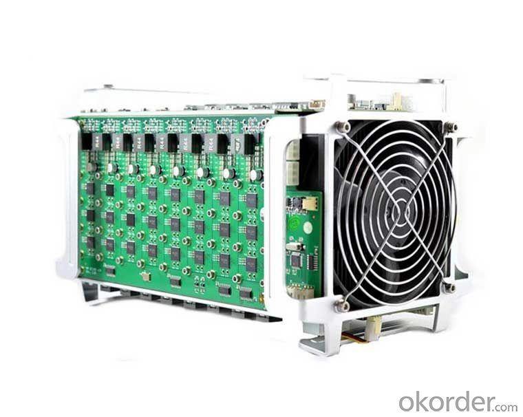 Zhongmei brand S3 28nm chip bitcoin miner /478GH/S bitcoin miner
