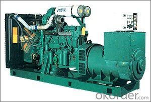 Cummins Diesel Generator 500KW/625KVA C32