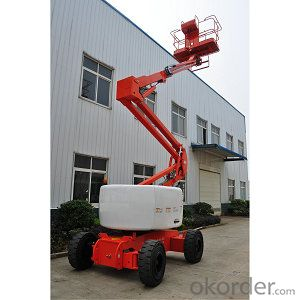 Articulated boom lift GTZZ15/18