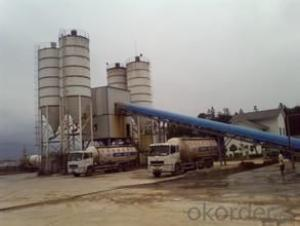 CE certificate HZS60 batch plant equipment01
