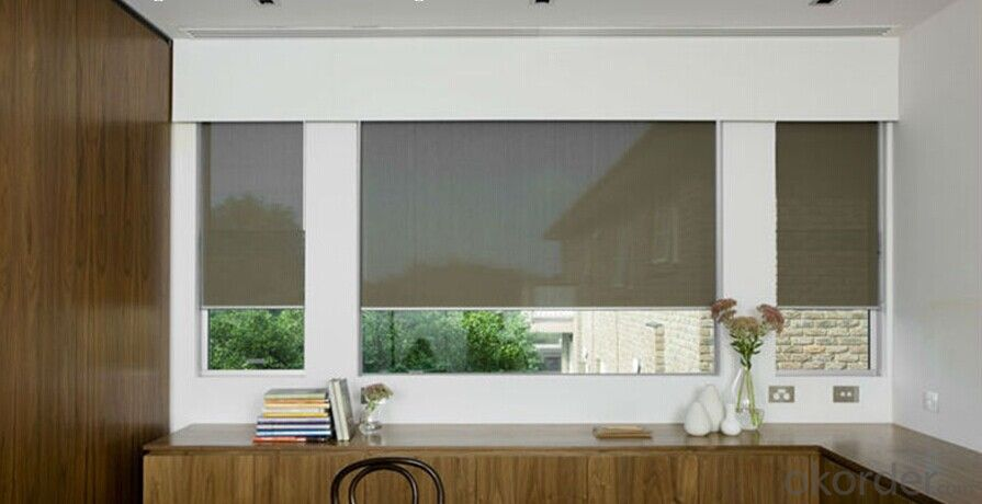 Sunshade Roller Blinds for Home and Offices