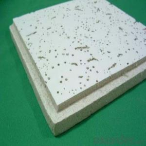 Mineral Fiber Board Ceiling for New Decoration