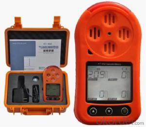 Zhongmei brand Portable Multi Gas Detector