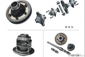 Gear by Forging and Machining ,Surfacetreatment