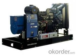 Cummins Diesel Generator 500KW/625KVA C39