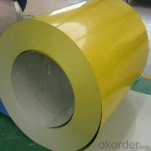 Prepainted Hot dipped galvanized steel sheets/coils DX51D