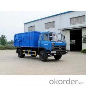 SZD5163ZLJE4 dump garbage truck,good price