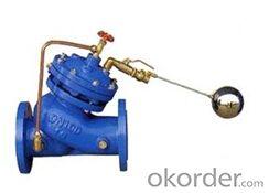 DN500 Ductile Iron Remote control float valve