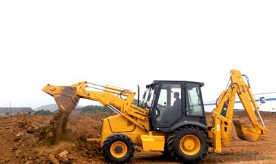 Backhoe Loaders CLG775A,Operator Safety and Comfort