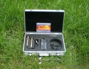 Zhongmei brand Miniature FM underground metal detector