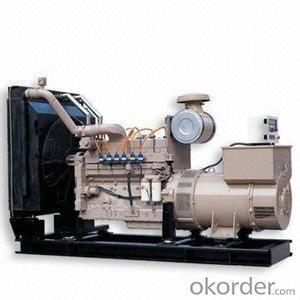 Cummins Diesel Generator 500KW/625KVA C45