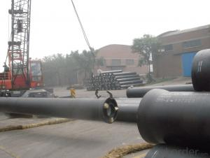 DUCTILE  IRON PIPES  AND PIPE FITTINGS k8 CLASS DN1500