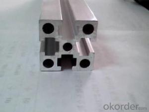 Industial Aluminum Profile hot selling  DW-002
