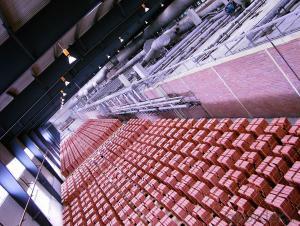 tunnel kiln of brick making production line