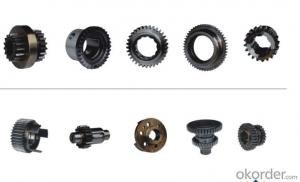 Forging and Machining Gears,Surfacetreatment