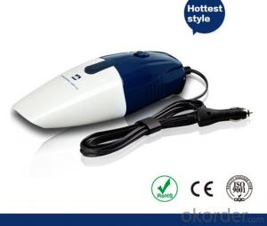 Portable Car 12V Vacuum Cleaner for Car Cleaning