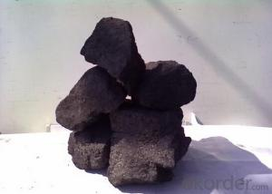 Foundry coke (SIZE80--120MM) with Chinese  best price
