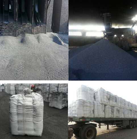 Recarburant carbon graphite powder calcined petcoke petroleum coke