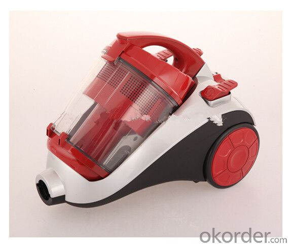 True Multi-Cyclone Vacuum Cleaner with Low Suction Lose bagless
