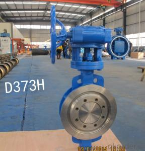 Wafer Type Eccentric Butterfly Valve DN300 PN16