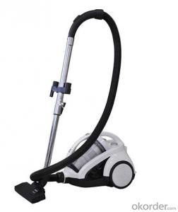 HEPA Central Filtration Vacuum Cleaner with UV