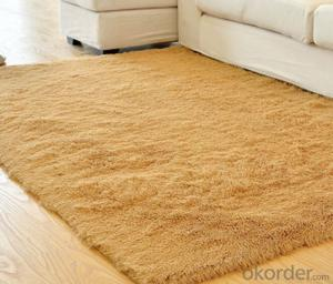 Carpet Anti-slip PVC Polyester Memory Foam Bathroom Carpets and Rugs