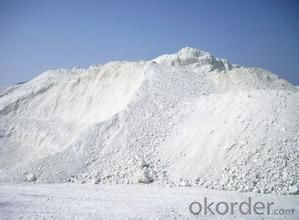 HIGH REACTIVITY METAKAOLIN FOR CEMENT INDUSTRY