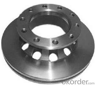 Brake Hub of Automobile ,Casting Process