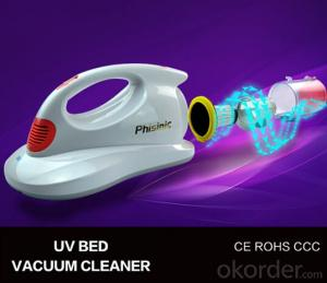 UV dust mites vacuum cleaner  for bed and mattress