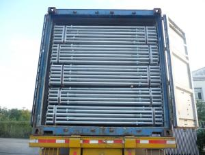 Export Scaffold props / telescopic steel prop / blue color prop 2.2-4M