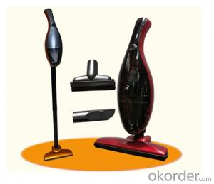 Hand and Stick Vacuum Cleaner with UV
