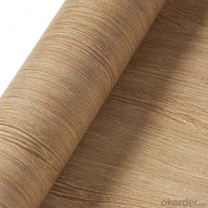 PVC Wood Grain Decorative and Matter Surface Film 91845
