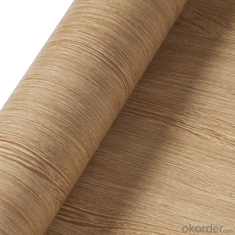 PVC Wood Grain Decorative and Matter Surface Film HAJ