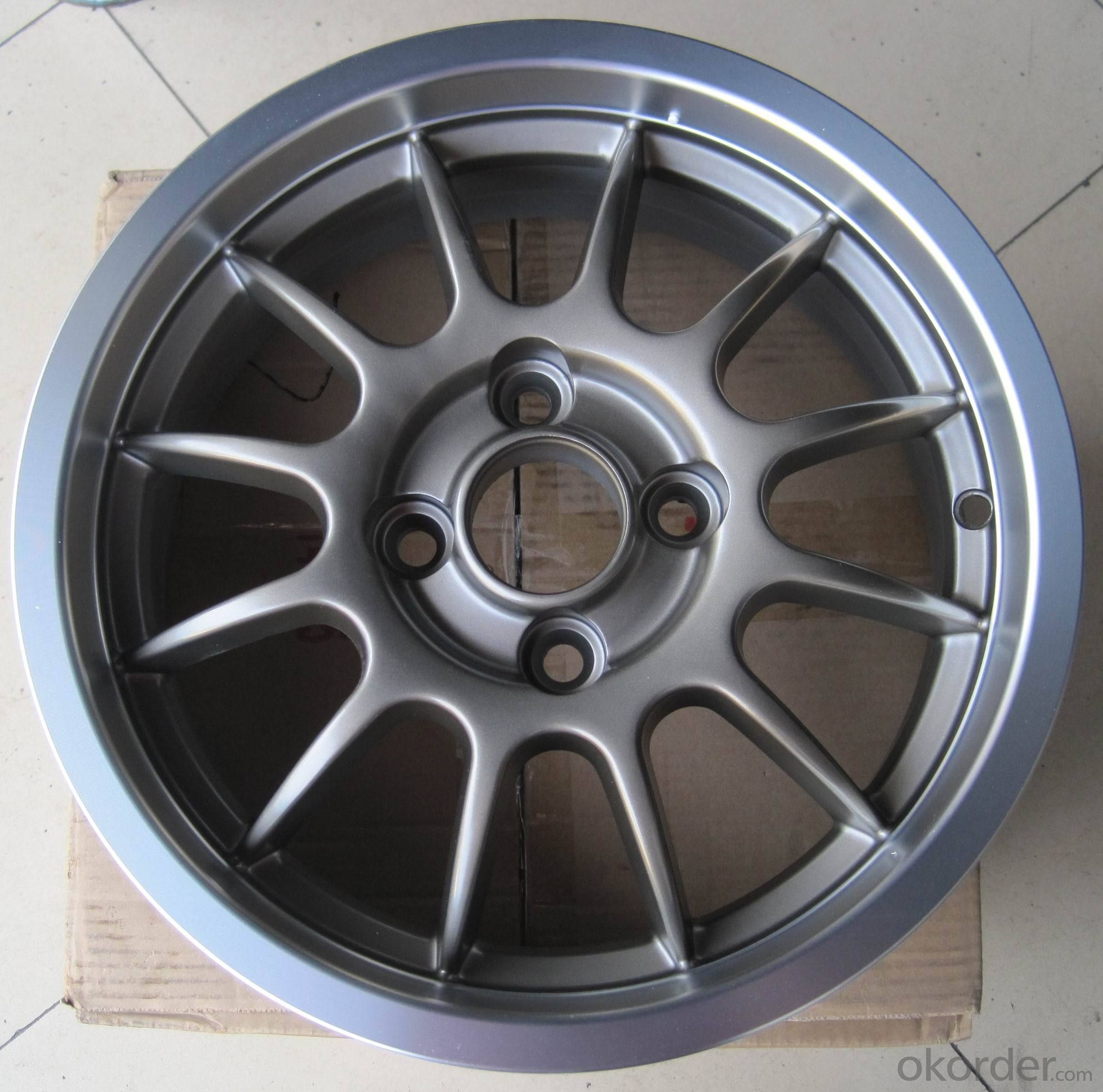 Aluminum Alloy Wheel Hub for Automobile