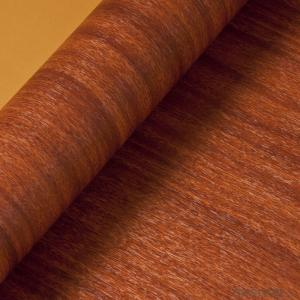 PVC Wood Grain Decorative and Matter Surface Film HAQ