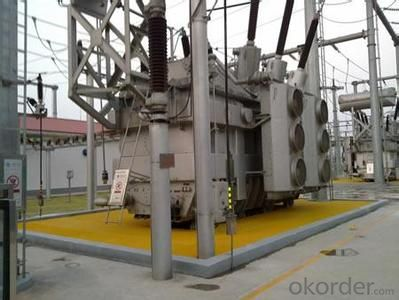 FRP grating in the big plant and big industry