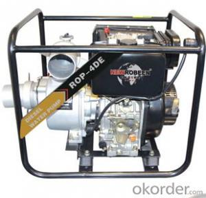 Diesel water pump,model ROP-2D,ROP-3D,good quality