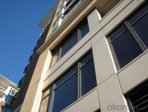 Exterior wall Cladding,aluminum panel,light weight